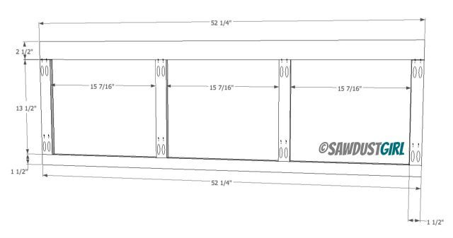 diy platform bed with drawers plans