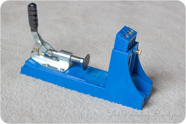 Kreg Jig Pocket Hole Jig modification (1 of 2)
