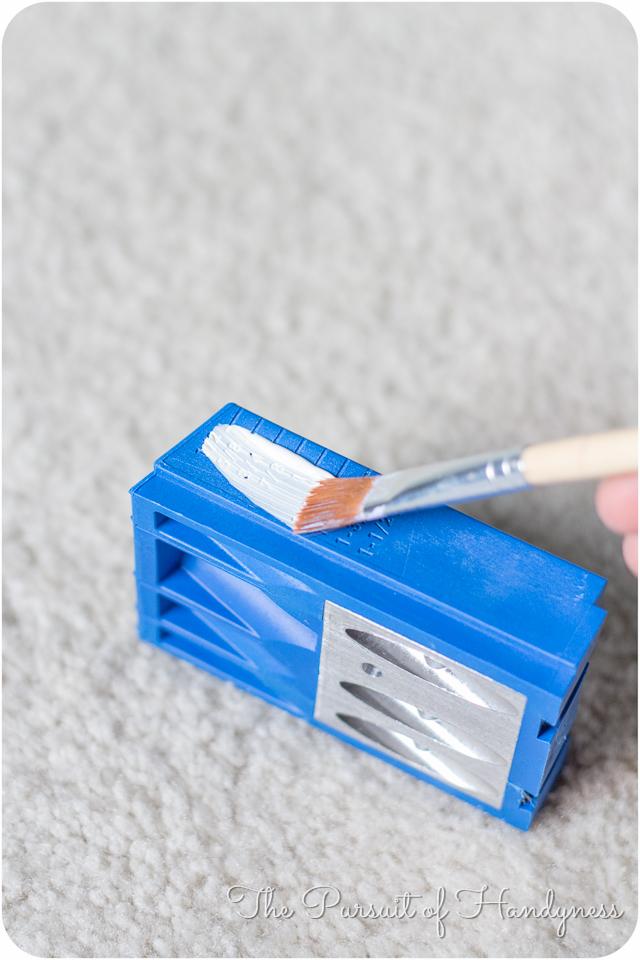 How to make it easier to use a Kreg pocket hole jig