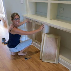 Fireplace Wall Built-ins – Courtney 6