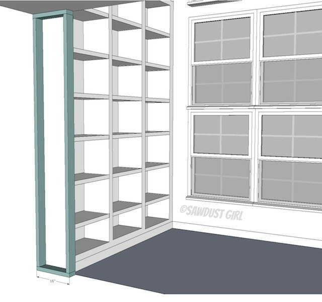 awesome built in bookshelf plans Part - 7: awesome built in bookshelf plans photo gallery