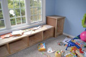 Playroom Built-ins – Robin 4