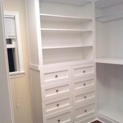 Custom Built-in Closet