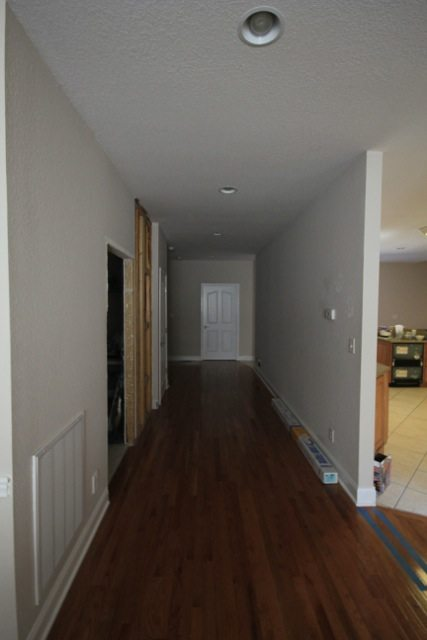Hallway in review