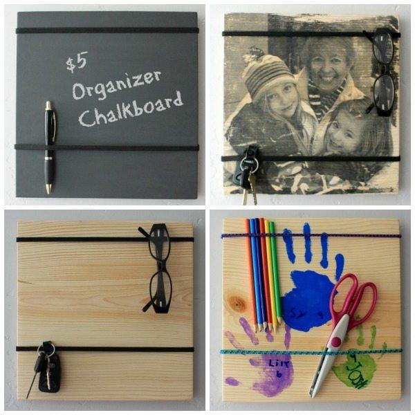DIY Organizer Board - $5 gift ideas