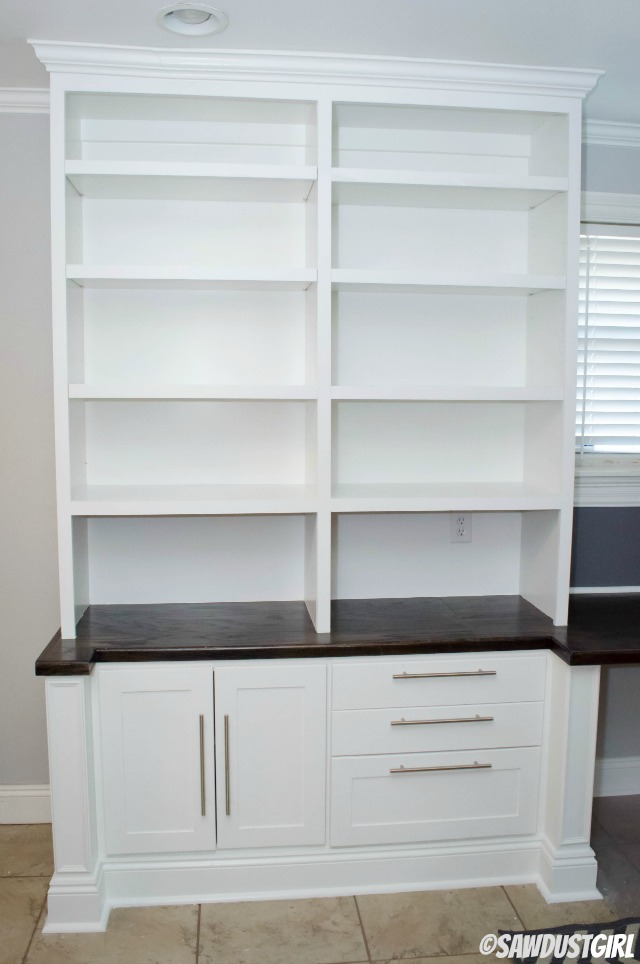 id built counter of picture cabinet finishing bookcase large a w in installing