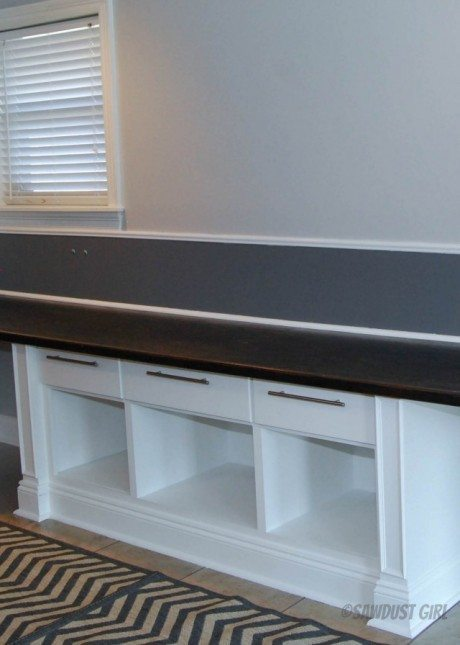 Built In Cabinets For Printer Storage Cara Collection