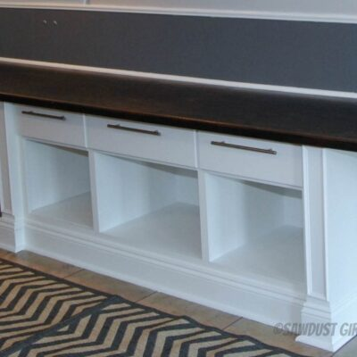 Printer Storage Cabinet – Cara Collection