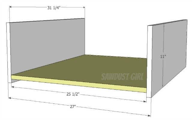 Permalink to diy platform bed base