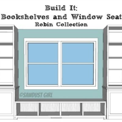 Bookshelf Base – Robin Collection