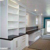 white-built-in-office-wood-countertop