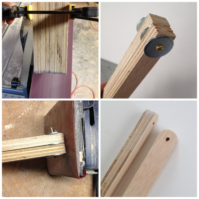 DIY Drying Rack from https://sawdustgirl.com