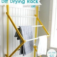 DIY Drying Rack3