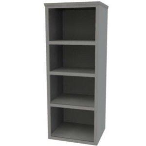 How to build a tall bookshelf