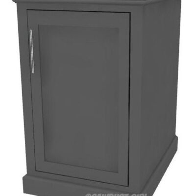 Small Desk Cabinet- Madison Avenue Collection