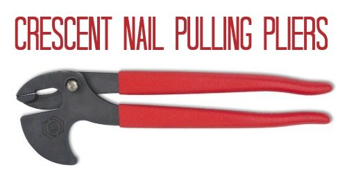 how to remove nails - the easy way