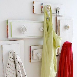 diy hanging storage