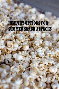 SNACK ATTACK – healthy snacks