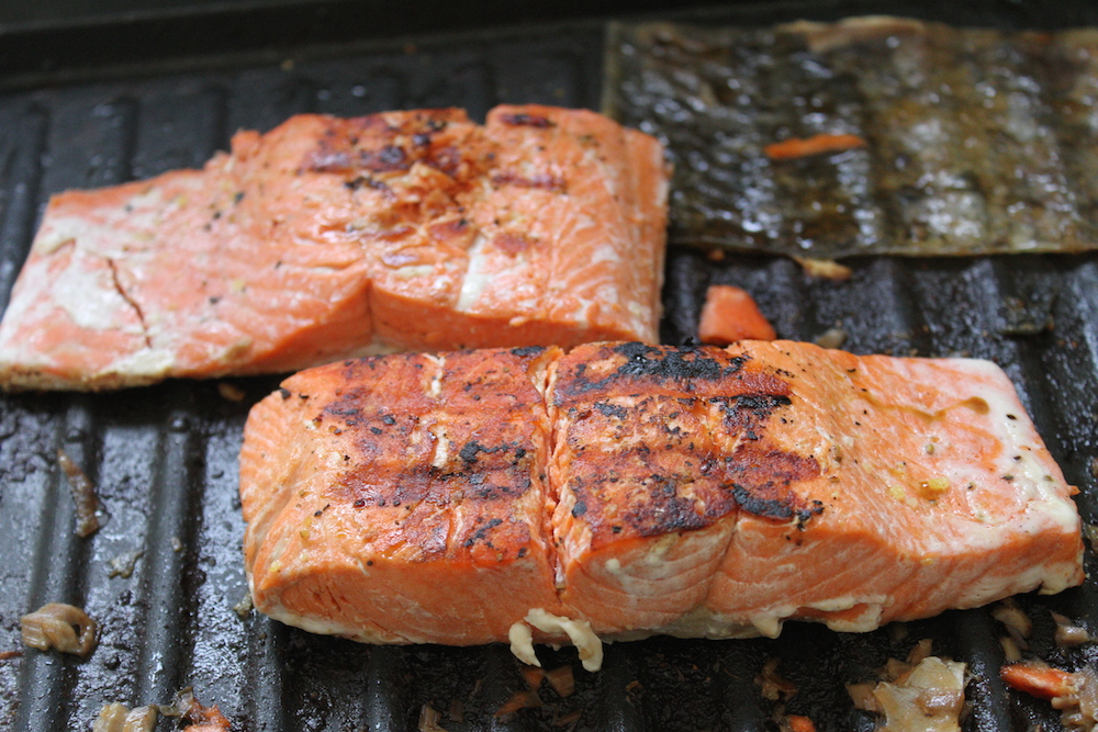 Simple Salmon Recipe ready in less than 20 minutes