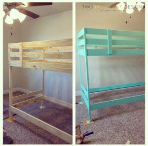 Bunk-Bed Build