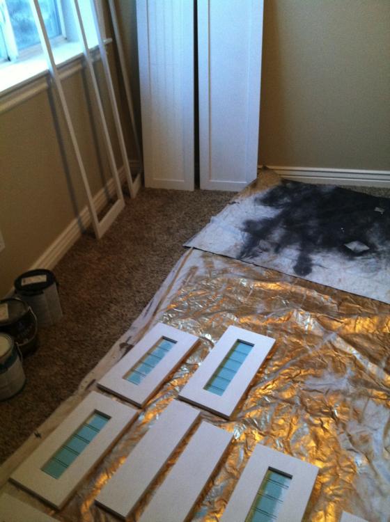 Andrea's Custom Bathroom Vanity - The Sawdust Diaries