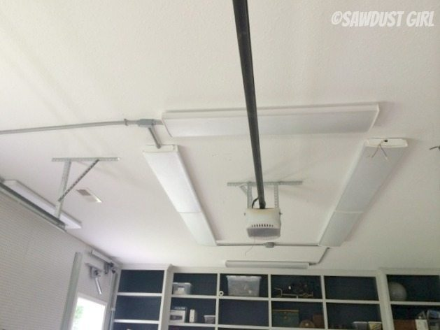 Installing LED Shop Lights