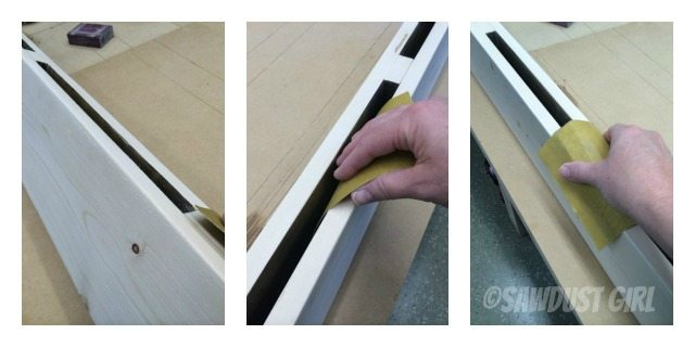Make a wood Magazine rack