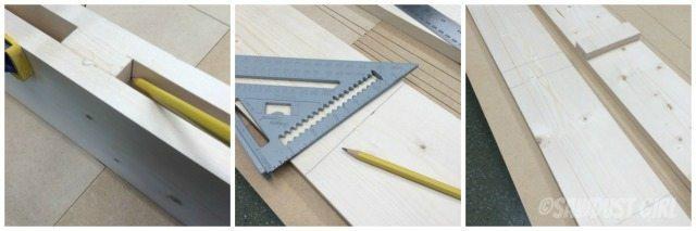 Build a magazine rack - tutorial