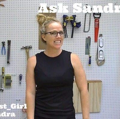 Ask Sandra – 2