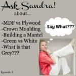 Ask Sandra – 3