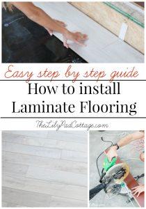 Laminate Floors Tutorial
