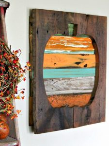 Reclaimed Wood Decor