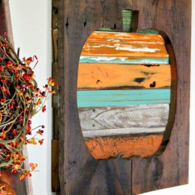 Reclaimed Wood Decor