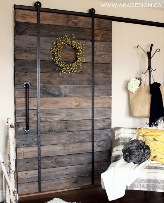 Sliding Barn Door Ideas Sawdust Girl