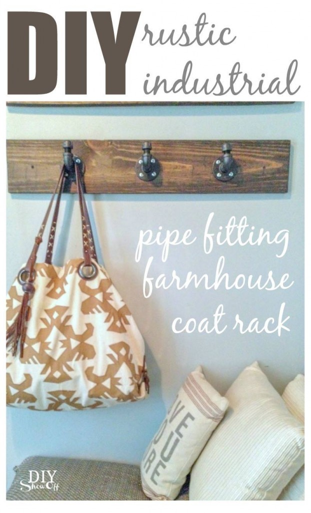Farmhouse Coat Rack