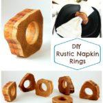 DIY Napkin Rings – easy diy project