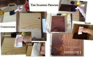 How to Stain like a Pro – the Basics