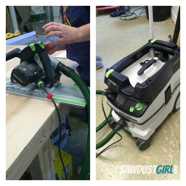 Workshop Favorite -- Festool Track Saw