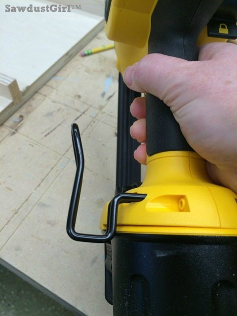 DeWalt_battery_nailer_tool_holder