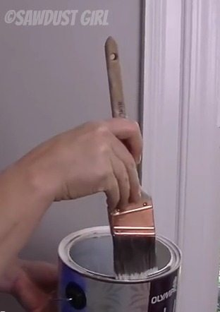 """How to """"cut in"""" when painting"""