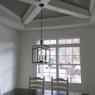 Light up my …dining room