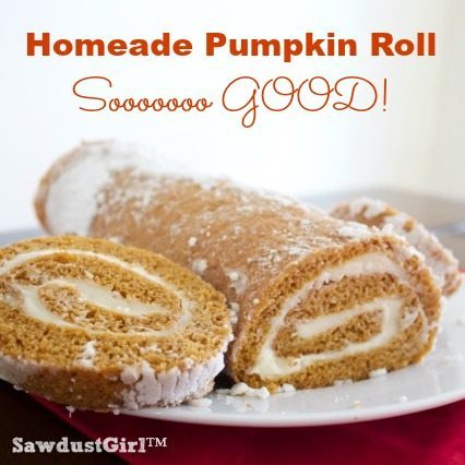 What Makes The Cake In A Pumpkin Roll Crack