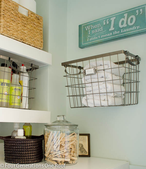 Diy Dining Room Storage Ideas: DIY Floating Shelves