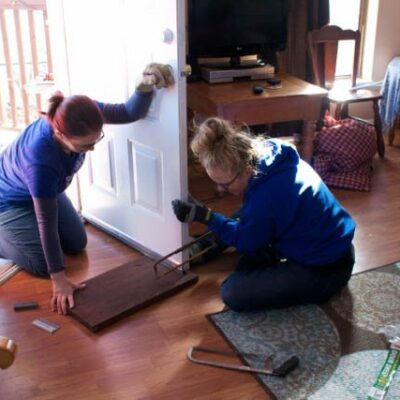 How to install a Door Sweep – Winterize You Home