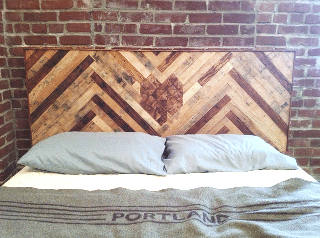 59 Incredibly Simple Rustic Décor Ideas That Can Make Your: 10 Awesome DIY Headboards