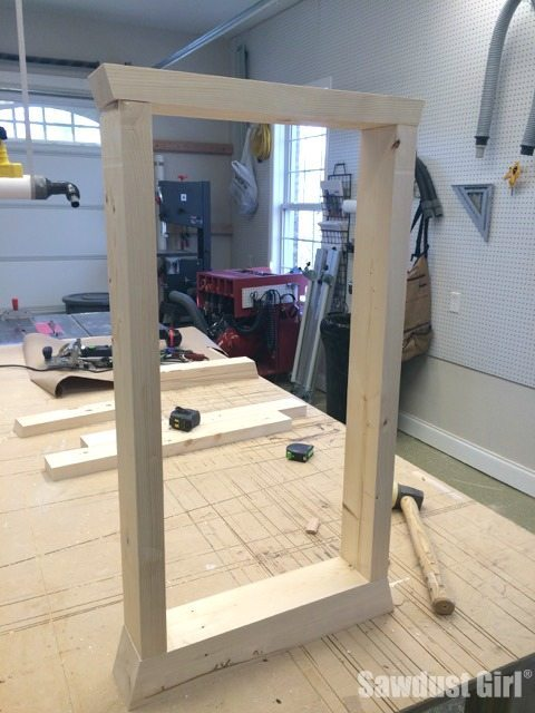 dry fit legs wood console table