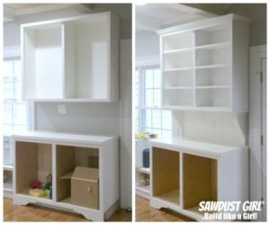 How to Install Crown Moulding on Cabinets and Built-ins