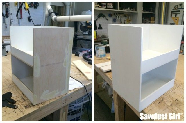 Build A Blind Corner Cabinet With NO Wasted Space! Plan And Tutorial From  Https: