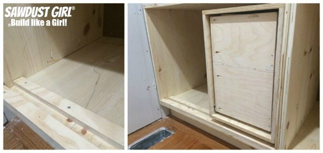 Build A Diy Corner Cabinet With NO Wasted Space! Plan And Tutorial From  Https: