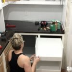 Blind Corner Cabinet vs. The Perfectionist